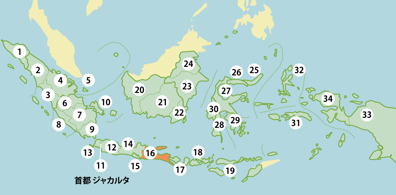 インドネシアの工業団地リスト