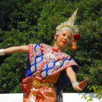 タイ舞踊2