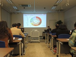 Lecture in Tokyo