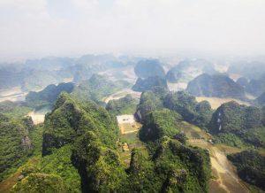 Complexe paysager de Trang An