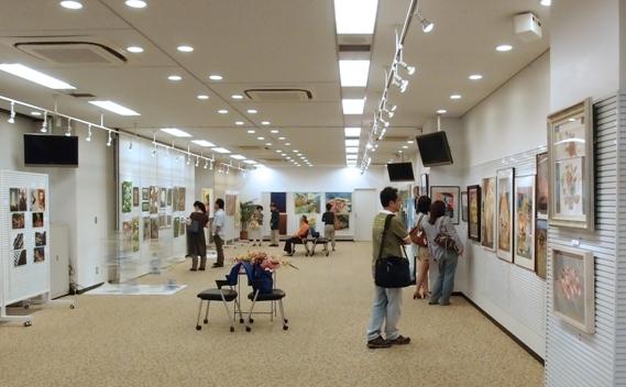 インドネシア美術研究会美術展1