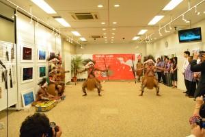 ビアク地方伝統音楽とダンス
