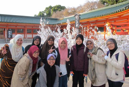 ASEAN-JAPAN CENTRE ムスリム観光客受け入れのために
